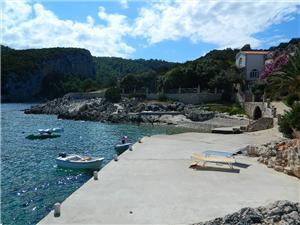 Ferienwohnung Martina Zastrazisce - Insel Hvar, Größe 30,00 m2, Luftlinie bis zum Meer 10 m