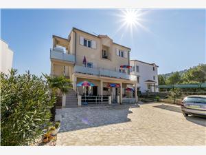 Appartamenti Sara Riviera di Šibenik (Sebenico), Dimensioni 19,00 m2, Distanza aerea dal mare 70 m, Distanza aerea dal centro città 500 m