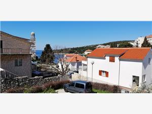 Appartements Tamara Hvar - île de Hvar, Superficie 45,00 m2, Distance (vol d'oiseau) jusque la mer 100 m, Distance (vol d'oiseau) jusqu'au centre ville 250 m