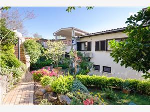 Appartamento Milka Quarnero, Dimensioni 100,00 m2, Alloggi con piscina