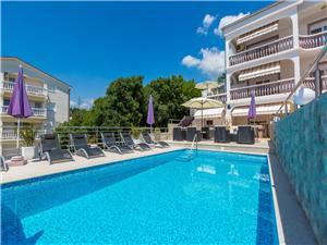 Hébergement avec piscine Jordanka Jadranovo (Crikvenica),Réservez Hébergement avec piscine Jordanka De 128 €