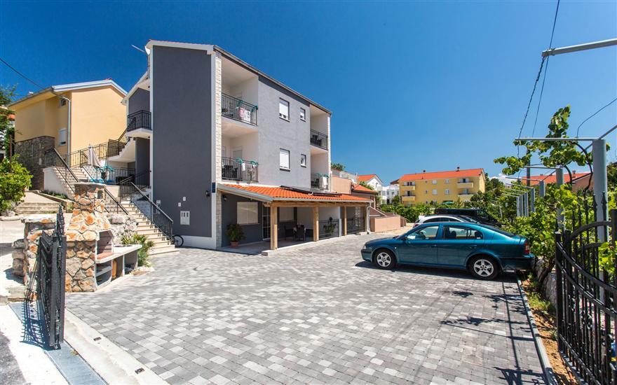 Apartmány BERISHA I