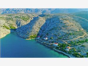 Appartements Ivica Croatie, Maison isolée, Superficie 35,00 m2, Distance (vol d'oiseau) jusque la mer 50 m