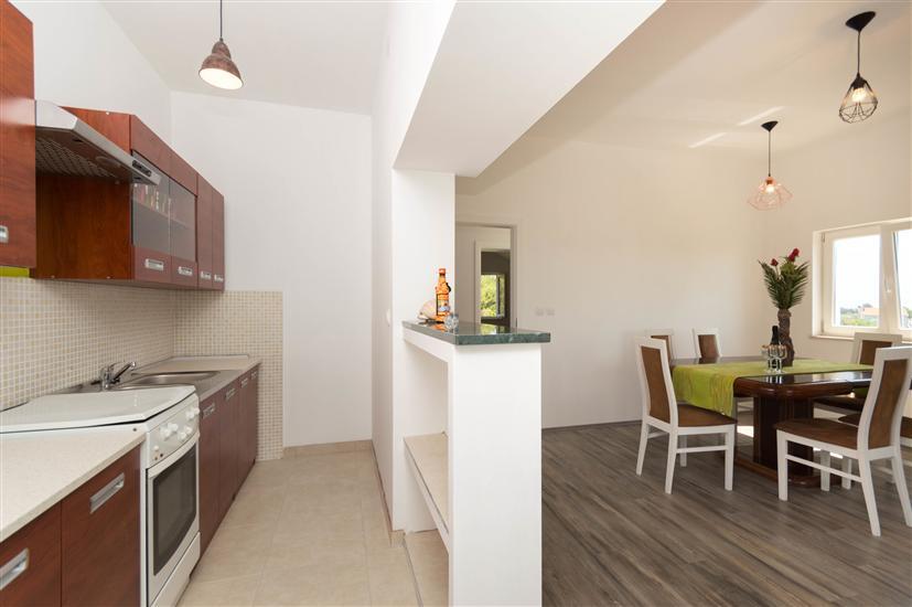 Appartement A1, voor 8 personen
