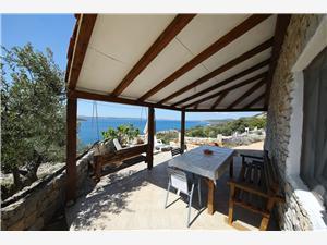 Prázdninové domy Starlight Tkon - ostrov Pasman,Rezervuj Prázdninové domy Starlight Od 2321 kč