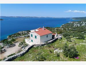 Kuća na osami Sjevernodalmatinski otoci,Rezerviraj Camelia Od 714 kn
