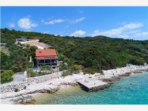 Avlägsen stuga Norra Dalmatien öar,Boka Star Från 1409 SEK