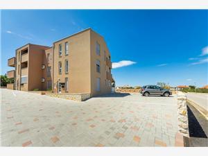 Appartement Lipotica Nin, Kwadratuur 56,00 m2