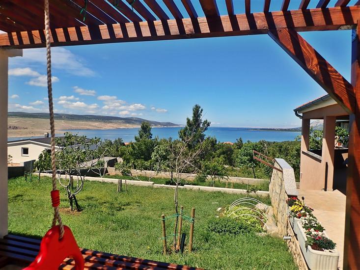 Appartamento BOREAS-with panoramic view to the sea and Velebit