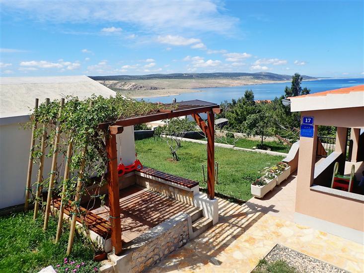 Apartmán BOREAS-with panoramic view to the sea and Velebit