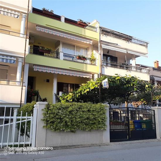 Apartmány Elda