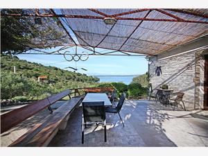 Haus Tonći Stomorska - Insel Solta, Größe 60,00 m2, Luftlinie bis zum Meer 200 m