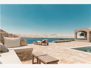 Maison isolée Les îles de Dalmatie du Nord,Réservez Sika De 500 €