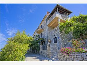 Appartementen Neppa Pucisca - eiland Brac,Reserveren Appartementen Neppa Vanaf 65 €