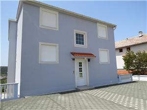Апартамент MARKO Stara Novalja - ostrov Pag, квадратура 39,00 m2, Воздуха удалённость от моря 250 m, Воздух расстояние до центра города 200 m