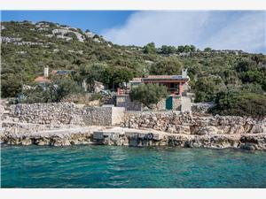 Afgelegen huis Zadar Riviera,Reserveren Fumes Vanaf 130 €