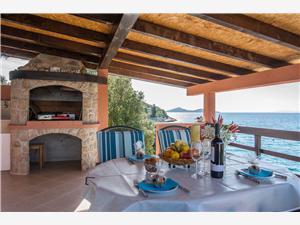 Boende vid strandkanten Norra Dalmatien öar,Boka Fumes Från 1281 SEK