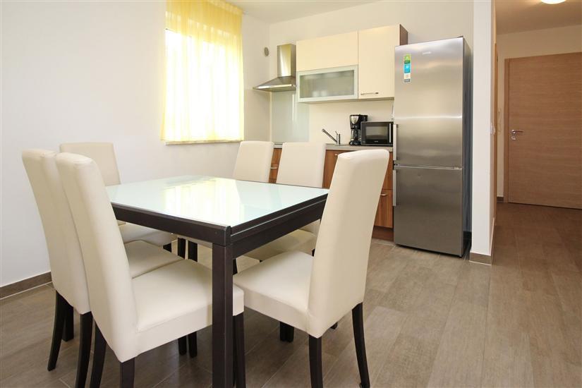 Appartement A2, voor 6 personen