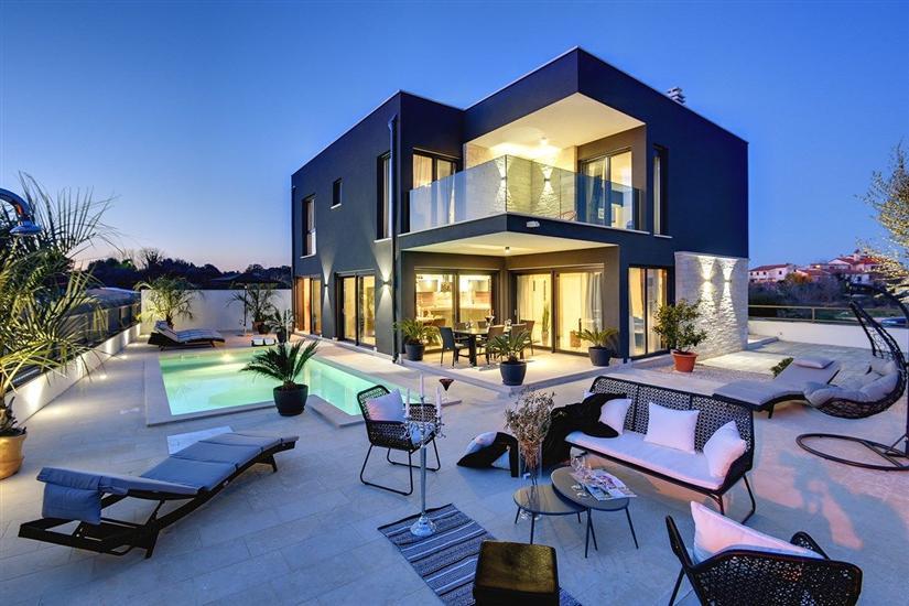 Apartmanok Villa Orion