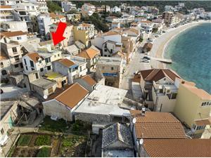 Hus Lea Igrane, Stenhus, Storlek 60,00 m2, Luftavstånd till havet 30 m