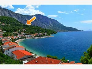 Appartement Makarska Riviera,Reserveren Miroslav Vanaf 127 €