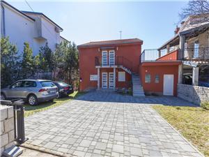 Apartmány Tropez Dramalj (Crikvenica), Rozloha 43,00 m2
