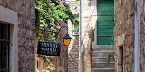Ferienwohnung - Stari Grad - Insel Hvar