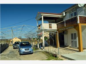 Apartmanok Sonja Privlaka (Zadar), Méret 45,00 m2