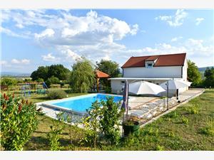 Villa Manuela Hrvace, Dimensioni 80,00 m2, Alloggi con piscina