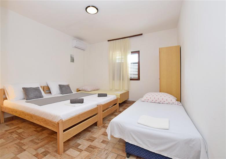 Pokój S1, dla 4 osób