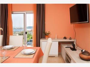 Lägenhet Ivan Kastel Sucurac, Storlek 90,00 m2, Luftavståndet till centrum 450 m