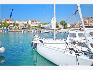 Accommodatie aan zee Sibenik Riviera,Reserveren Ante Vanaf 110 €