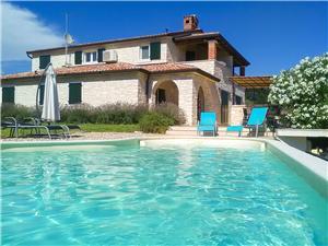 Hébergement avec piscine L'Istrie bleue,Réservez Aleksandra De 318 €