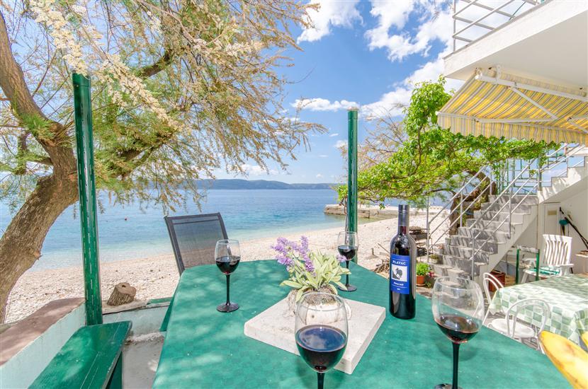 Hus Beach house Toma