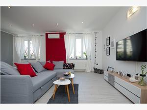 Апартамент Snjezana Rijeka, квадратура 65,00 m2, Воздух расстояние до центра города 10 m