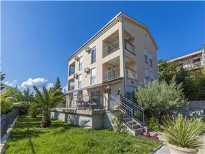 Appartementen Dolly Crikvenica, Kwadratuur 60,00 m2