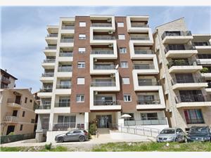 Apartmán Stanka Budva riviéra, Rozloha 55,00 m2, Vzdušná vzdialenosť od mora 200 m, Vzdušná vzdialenosť od centra miesta 300 m