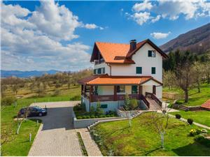 Apartmány a Izba Robert Plitvice, Rozloha 70,00 m2