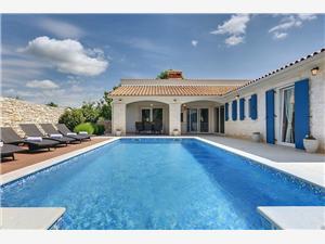 Villa Sever Labin, Superficie 174,00 m2, Hébergement avec piscine