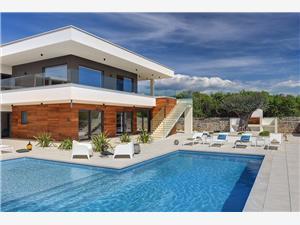 Namestitev z bazenom Modra Istra,Rezerviraj VII Od 846 €
