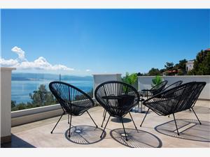 Villa Split en Trogir Riviera,Reserveren Punta Vanaf 350 €