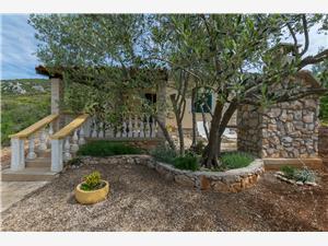 Kuća za odmor Grosso Dobropoljana, Kuća na osami, Kvadratura 50,00 m2