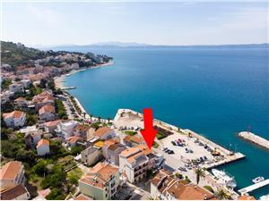 Ubytovanie pri mori Makarská riviéra,Rezervujte MATKO Od 42 €