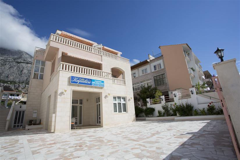 Apartmaji in Sobe Kapulica