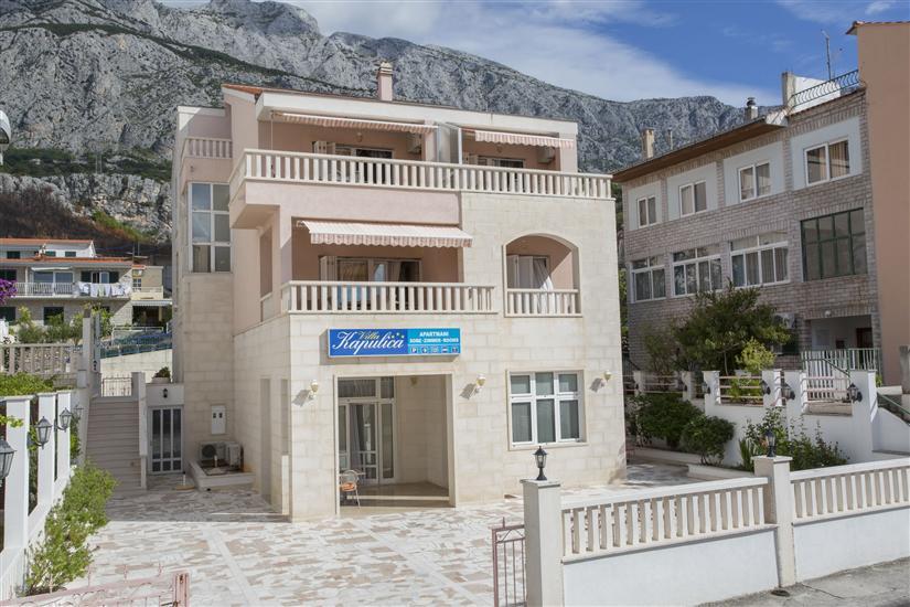 Ferienwohnungen und Zimmer Kapulica