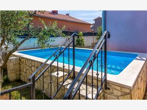 Casa Stenta Liznjan, Size 270.00 m2, Accommodation with pool