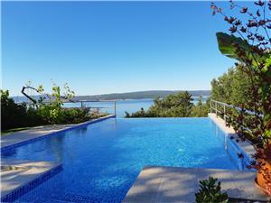 Accommodatie met zwembad De Crikvenica Riviera en Rijeka,Reserveren Milka Vanaf 218 €