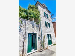 Appartementen Luce i Jure Makarska, Kwadratuur 30,00 m2, Lucht afstand naar het centrum 50 m