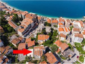 Apartments and Room Sun & Sea Dalmatia, Size 20.00 m2, Airline distance to the sea 150 m, Airline distance to town centre 150 m