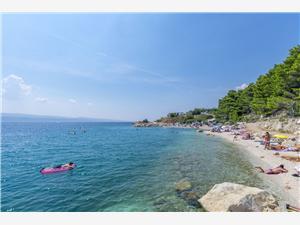 Lägenhet Nadia Lokva Rogoznica, Storlek 54,00 m2, Privat boende med pool, Luftavstånd till havet 200 m